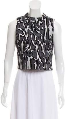 Proenza Schouler Sleeveless Crop Top