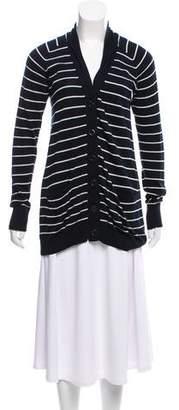 Vince Long Sleeve Knit Cardigan
