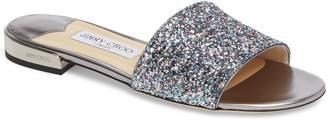 Jimmy Choo Joni Embellished Slide Sandal
