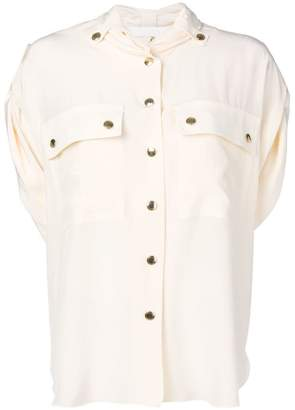 Chloé Chest-pocket shirt