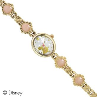 Disney (ディズニー) - Disney ディズニー アリス フラワーエポキシブレスウォッチ 女性に人気の可愛い腕時計 ピンク WD-F03-AW
