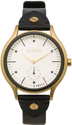 Nixon x AMUSE SOCIETY Sala Leather $200 thestylecure.com