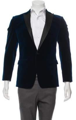 DSQUARED2 Velvet Tuxedo Jacket