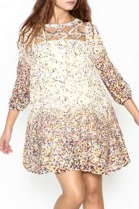 KORI AMERICA Confetti Dress