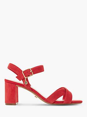 964c56af3d2 Dune Mid Heel Sandals For Women - ShopStyle UK