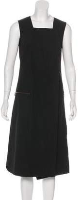 Tomas Maier Sleeveless Midi Dress w/ Tags