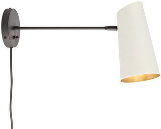 Rejuvenation Cypress Long Sconce Plug-In