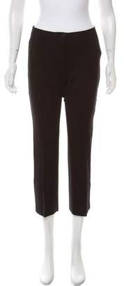 Marc Cain Mid-Rise Straight-Leg Pants