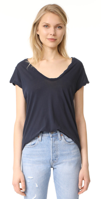 James Perse High Gauge Tee $85 thestylecure.com