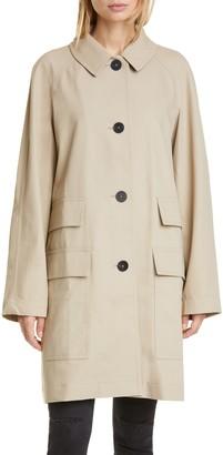 Sofie D'hoore Cotton Twill Coat