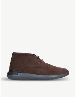 Tod's Tods Polacco Sportivo leather boots