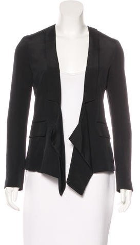 3.1 Phillip Lim3.1 Phillip Lim Silk Asymmetrical Blazer