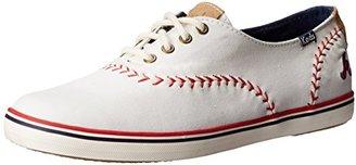 Keds Women's Champion MLB Pennant Baseball Fashion Sneaker $26.38 thestylecure.com