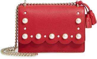 Kate Spade Hayes Street - Hazel Studded Leather Crossbody Bag