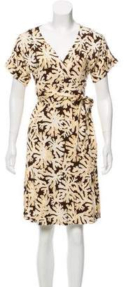 Diane von Furstenberg Silk Toby Dress
