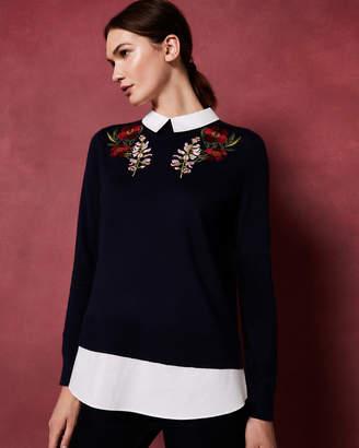 Toriey Kirstenbosch Collar Sweater