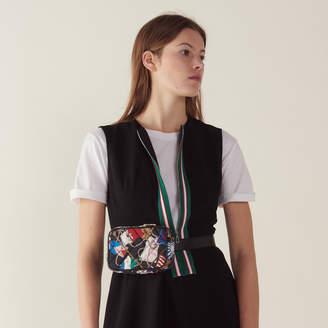 Sandro Short sleeveless dress with zip