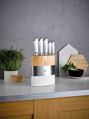 Richardson Sheffield Fusion 5-Piece Knife Block Set