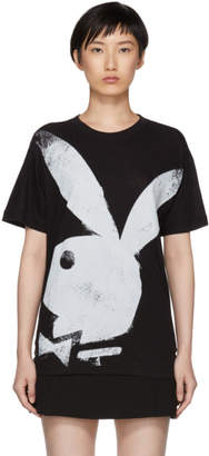 Marc Jacobs Black Playboy Bunny T-Shirt