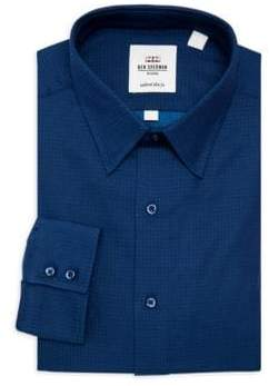 Ben Sherman Dotted Button-Down Shirt