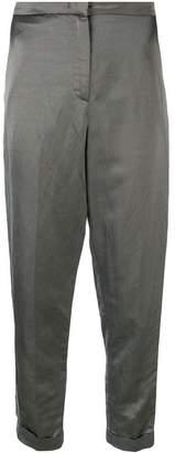 Fabiana Filippi high rise tapered trousers