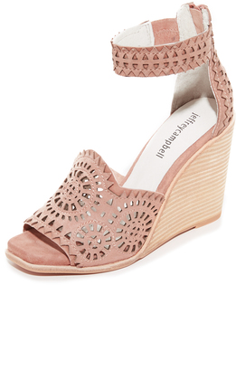 Jeffrey Campbell Del Sol Wedges $145 thestylecure.com