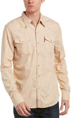Levi's Western Wellthread Woven Shirt