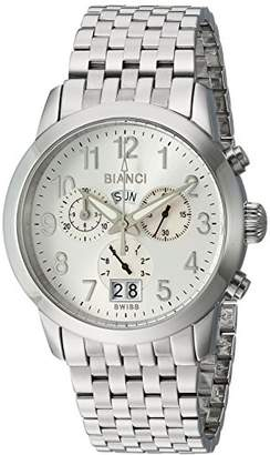Roberto Bianci WATCHES Men's Donati Swiss-Quartz Watch with Stainless-Steel Strap