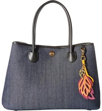 Lauren Ralph Lauren Millbrook Market Tote Tote Handbags