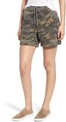 James Perse Camo Shorts