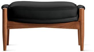 Design Within Reach Brdr. Petersens Polstermbelfabrik Seal Footstool, Black at DWR