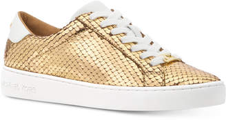 Michael Kors MICHAEL Irving Lace-Up Sneakers