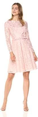 Wild Meadow Women's Victorian Inspired Lace Dress M