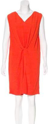 Kenzo Sleeveless Knee-Length Dress