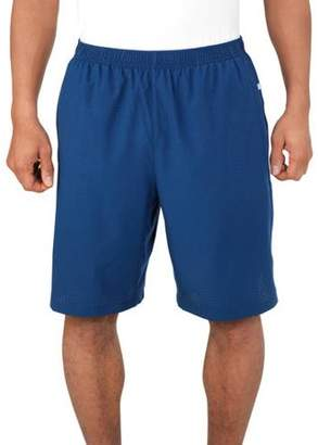 "Russell Men's Performance 9"" Inseam Stretch Woven 2-in-1 Shorts with Boxer Liner"