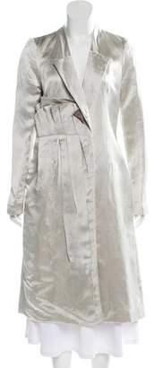 Marina Moscone Linen Dress Jacket w/ Tags