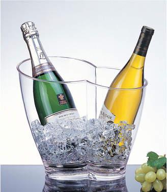 Prodyne Vino Duo Acrylic Wine Bucket
