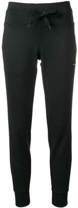 DKNY logo leggings