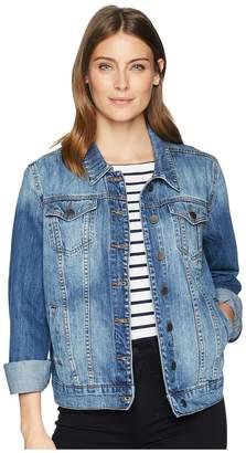 KUT from the Kloth Emma Boyfriend Jacket w/ Drop in Tender Women's Coat