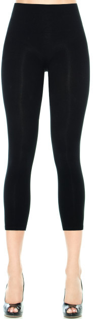 Spanx Look-at-Me Leggings Cotton Capri