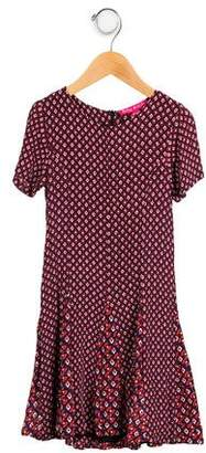 Derhy Kids Girls' Printed A-Line Dress