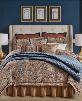 Croscill Brenna 4-Pc. King Comforter Set Bedding
