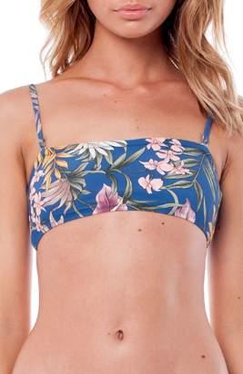 rhythm Bermuda Bandeau Bikini Top