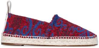 Chloé Woody patterned espadrilles