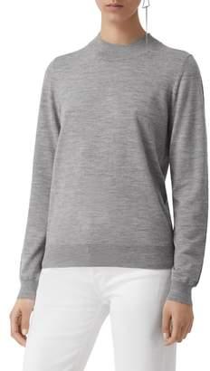 Burberry Pondhead Merino Wool Sweater