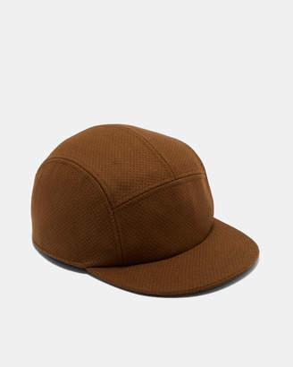 Ted Baker LEAF Printed panelled baseball cap