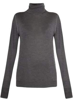 Golden Goose Rosa roll-neck wool sweater