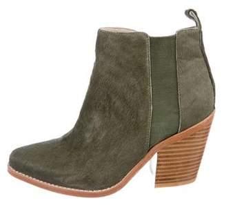 Sol Sana Ponyhair Ankle Boots