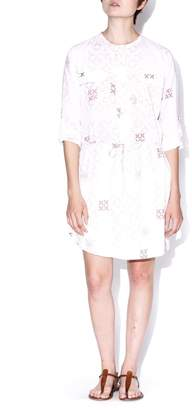 Kerry Cassill Boxer Multi Shirt Dress