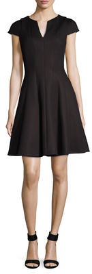 A-Line Cocktail Dress $168 thestylecure.com